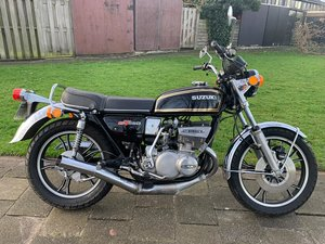 1977 Suzuki GT 550 B  For Sale