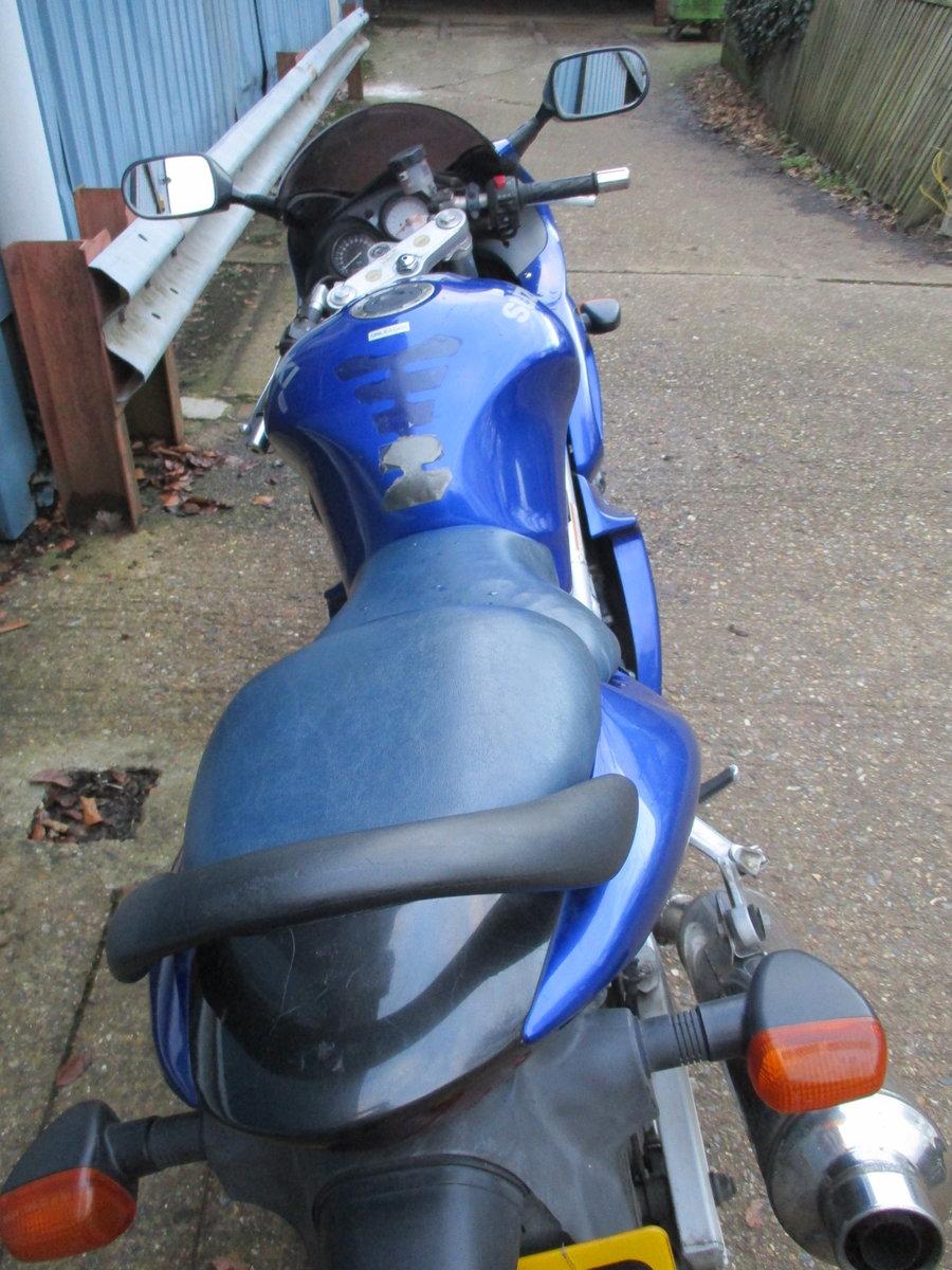 1999 Suzuki SV650S 1998 For Sale (picture 4 of 5)