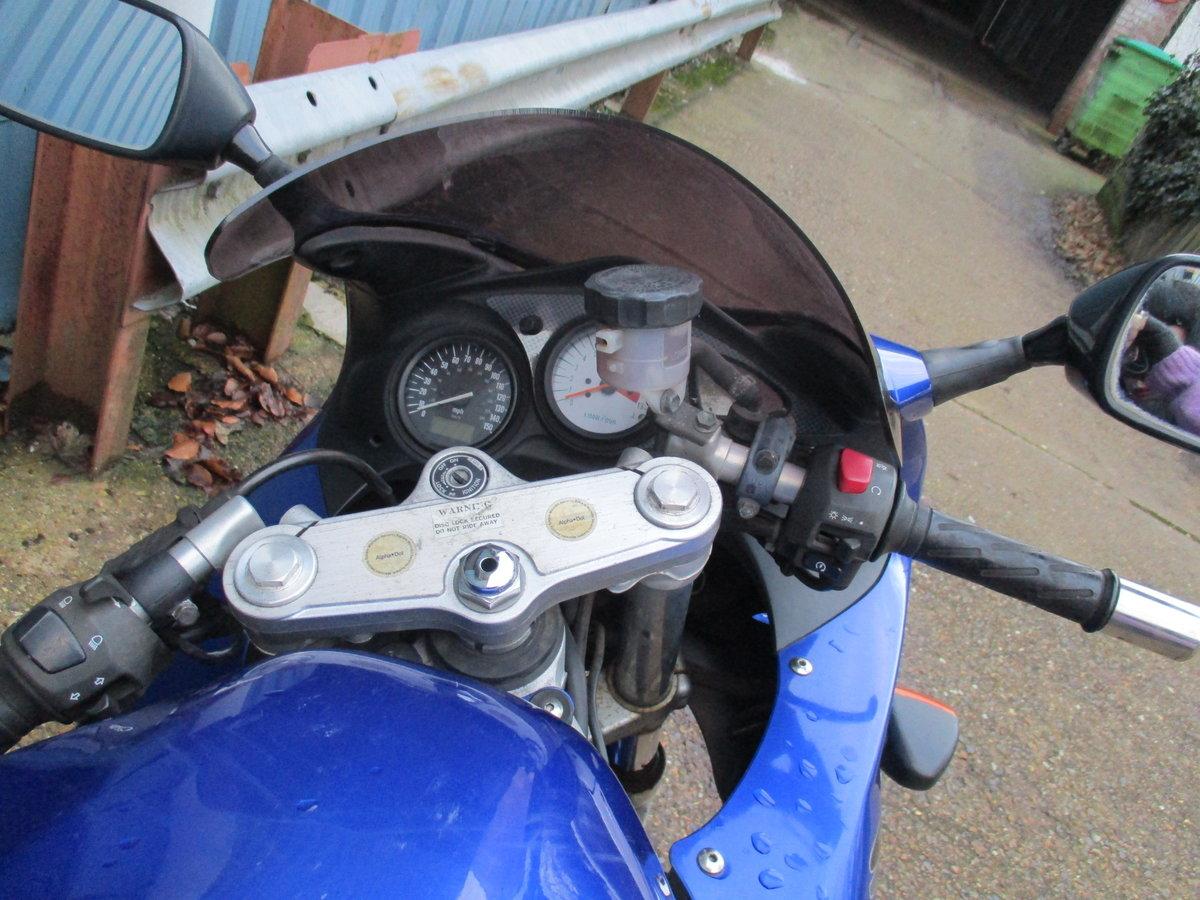 1999 Suzuki SV650S 1998 For Sale (picture 5 of 5)
