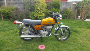 1974 Suzuki GT 250  *1869 miles* For Sale