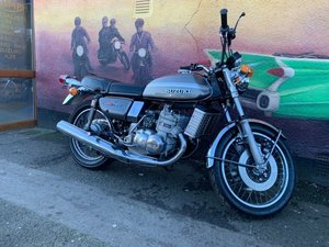 1975 Suzuki GT 750 For Sale