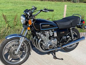 Lot 23 - A 1978 Suzuki GS1000E - 02/2/2020