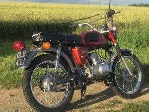 1971 Suzuki ACC100 super rare 2 stroke fully rebuilt