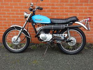Suzuki TS90 Trail  1971  90cc For Sale