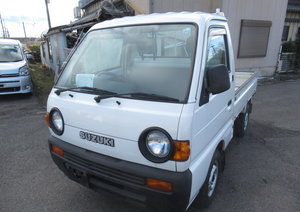 1996 SUZUKI CARRY TRUCK 660CC MANUAL DROPSIDE PICKUP *** ONLY 600 For Sale