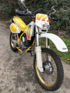 Lot 57 - A 1991 Suzuki DR250 - 09/2/2020 SOLD by Auction