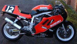 1987 Suzuki gsxr 750/1100 suzuka 8 hour yoshimura