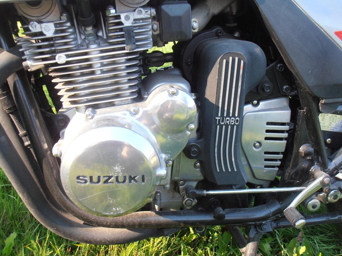 1983 Suzuki XN85 Turbo SOLD (picture 3 of 6)