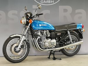 1977 Suzuki GS 750 B from  as new