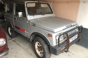 1985  SUZUKI SJ 410 WVX For Sale by Auction
