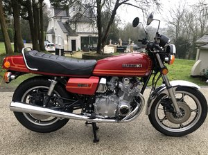 1980 GS1000ET Uk bike superb. SOLD
