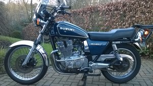 Suzuki GSX400T Excellent Condition 1981 £1950 For Sale