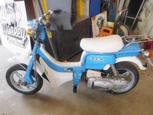 1979 Suzuki FZ50 SOLD by Auction