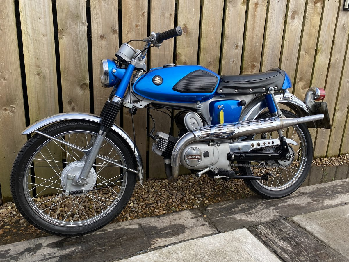 1969 SUZUKI AS 50 EARLY AP 50 MINTER OFFERS PX CLASSIC YAM FIZZY For Sale (picture 1 of 6)