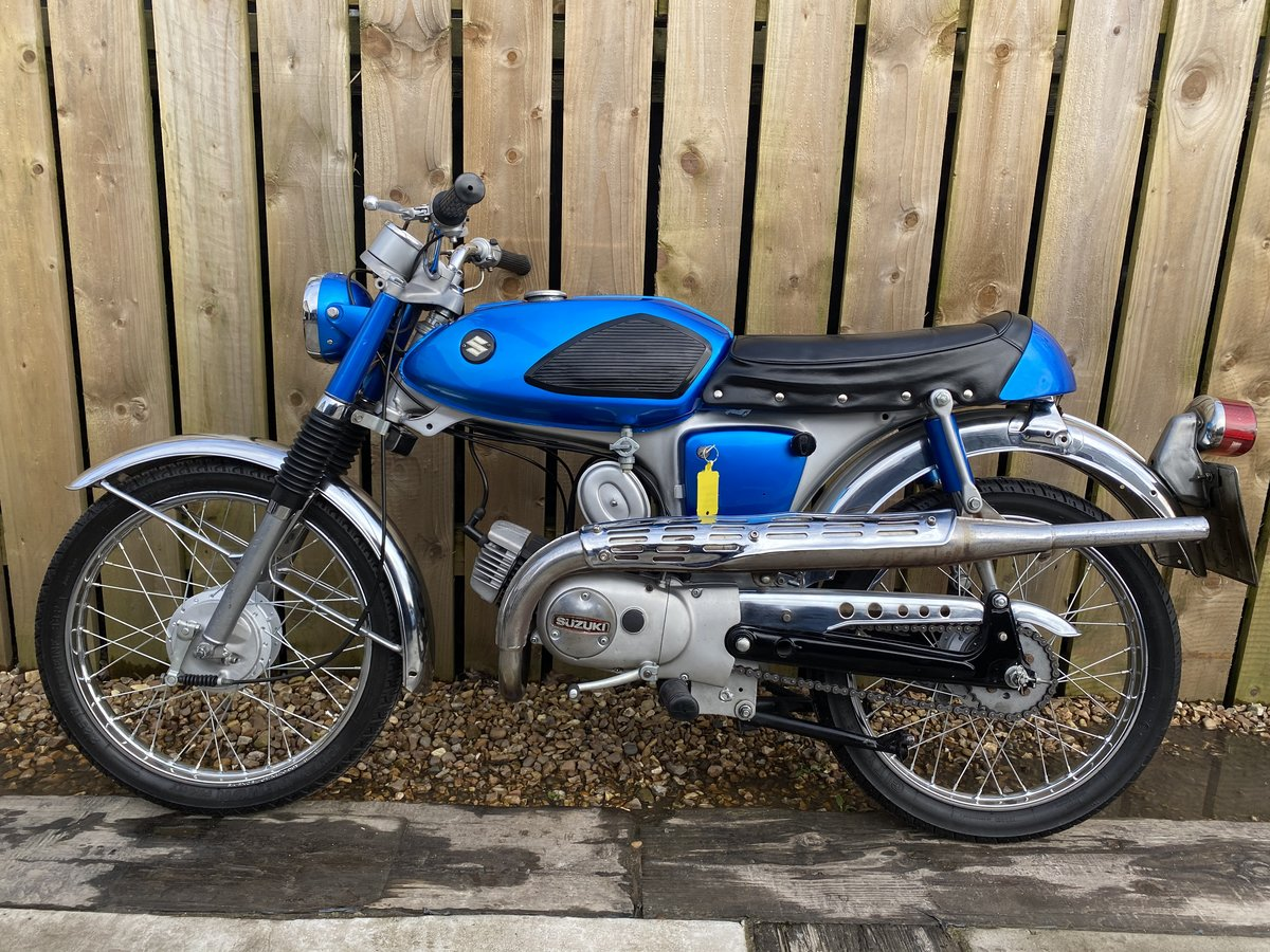 1969 SUZUKI AS 50 EARLY AP 50 MINTER OFFERS PX CLASSIC YAM FIZZY For Sale (picture 2 of 6)