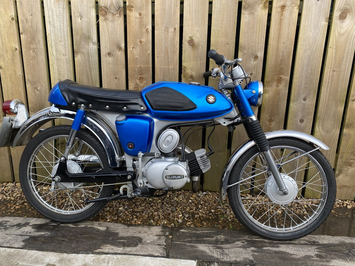 1969 SUZUKI AS 50 EARLY AP 50 MINTER OFFERS PX CLASSIC YAM FIZZY For Sale (picture 3 of 6)