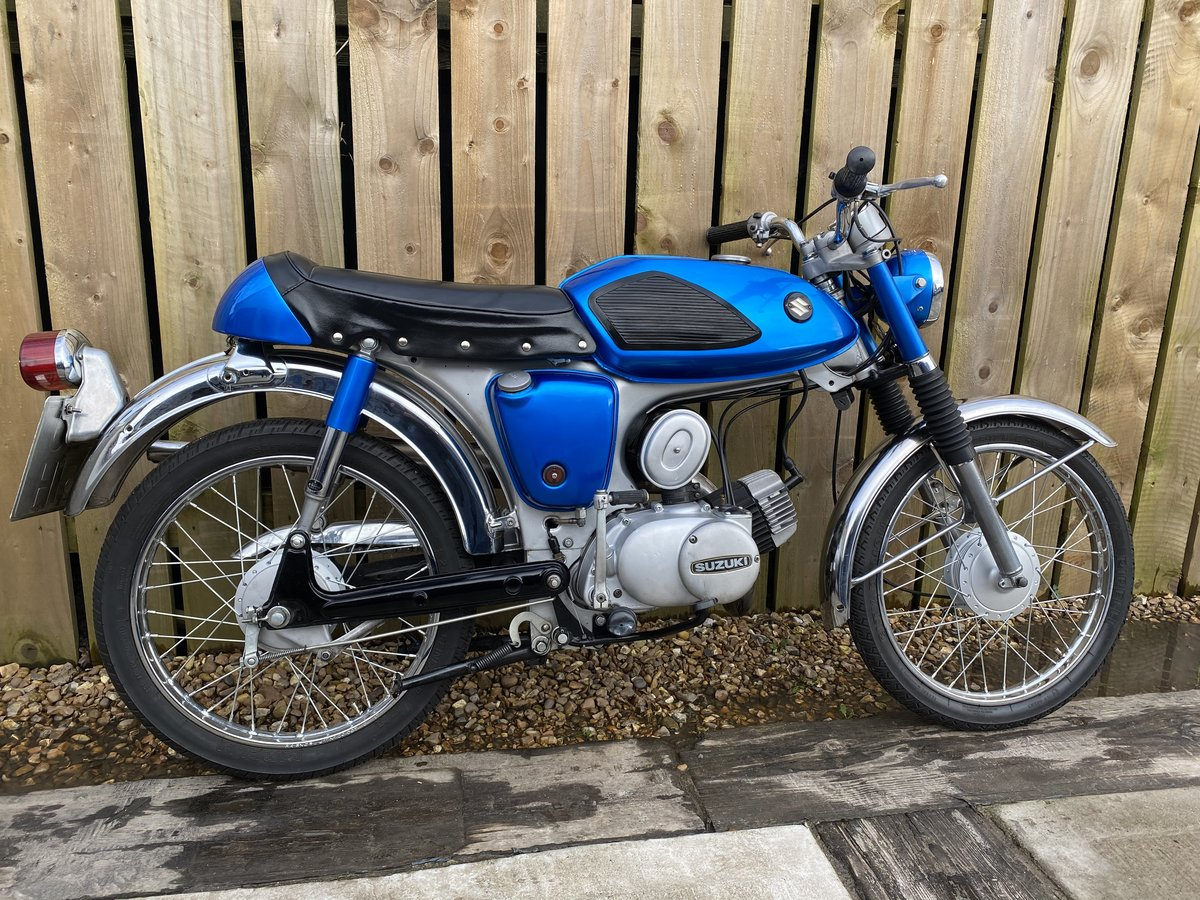 1969 SUZUKI AS 50 EARLY AP 50 MINTER OFFERS PX CLASSIC YAM FIZZY For Sale (picture 4 of 6)