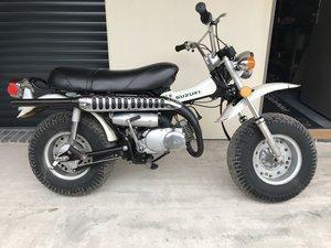1974 Suzuki RV90