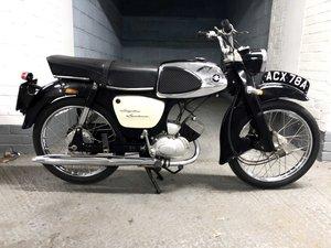 1963 Suzuki M15 Sportsman For Sale by Auction