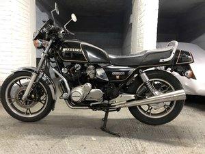 1985 Suzuki GS850G For Sale by Auction