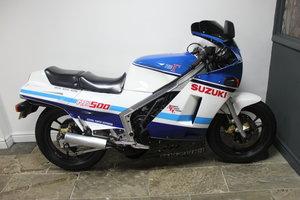 1987 Suzuki RG 500 cc  SOLD
