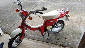 suzuki fz 50 cc automatic