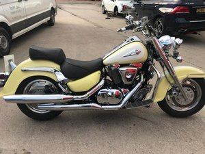 1998 Suzuki intruder custom