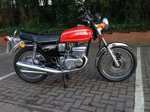 1976 Suzuki GT 380 For Sale
