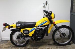 1980 Suzuki ER 185 Trail Presented in excellent condition