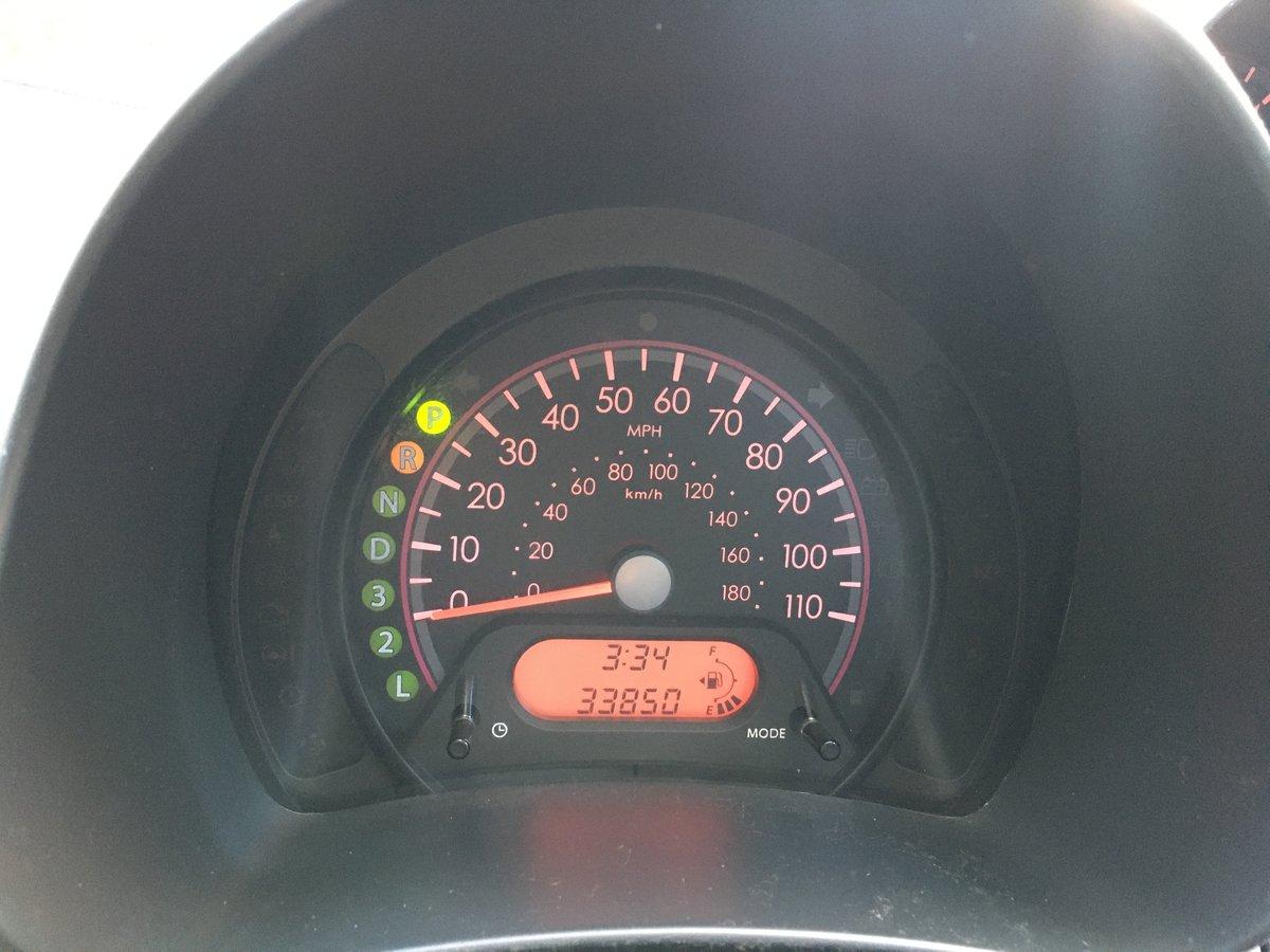 2010 Suzuki Alto 1.0 SZ4 Auto For Sale (picture 6 of 6)