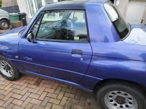 1997 Suzuki X90 1600 two seater in good condition