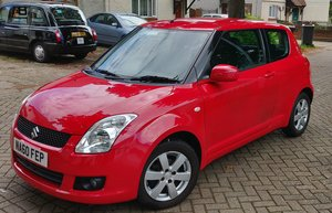 Picture of 2010 Suzuki Swift 1.3 SZ4 LONG MOT