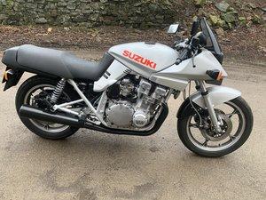 1982 Suzuki gsx katana