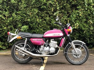 1972 Suzuki GT750 J Drum Brake Model. !!! A BARGAIN PRICE !!