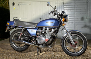 Suzuki GS850 in super condition
