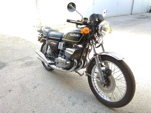 1978 Suzuki GT 380 For Sale