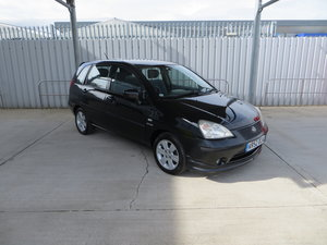 2003 Suzuki Liana GLX with only 47,039 miles