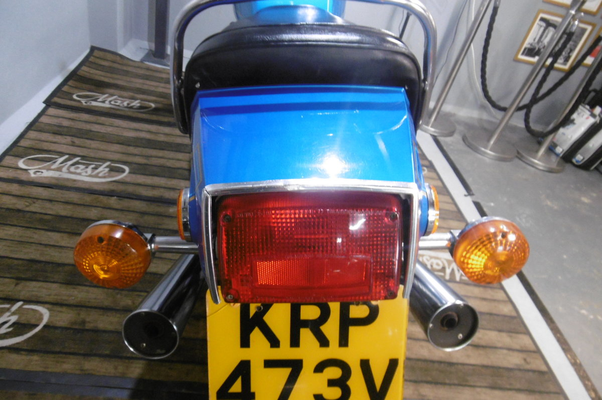 Suzuki GS850 1979 All nice and standard  For Sale (picture 6 of 6)