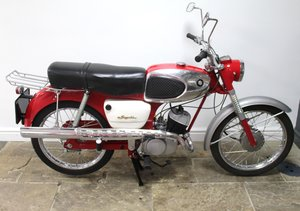 1966 Suzuki 80cc K11 Sports Excellent Condition