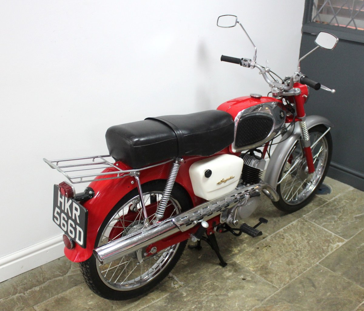 1966 Suzuki 80cc K11 Sports Excellent Condition SOLD (picture 2 of 6)