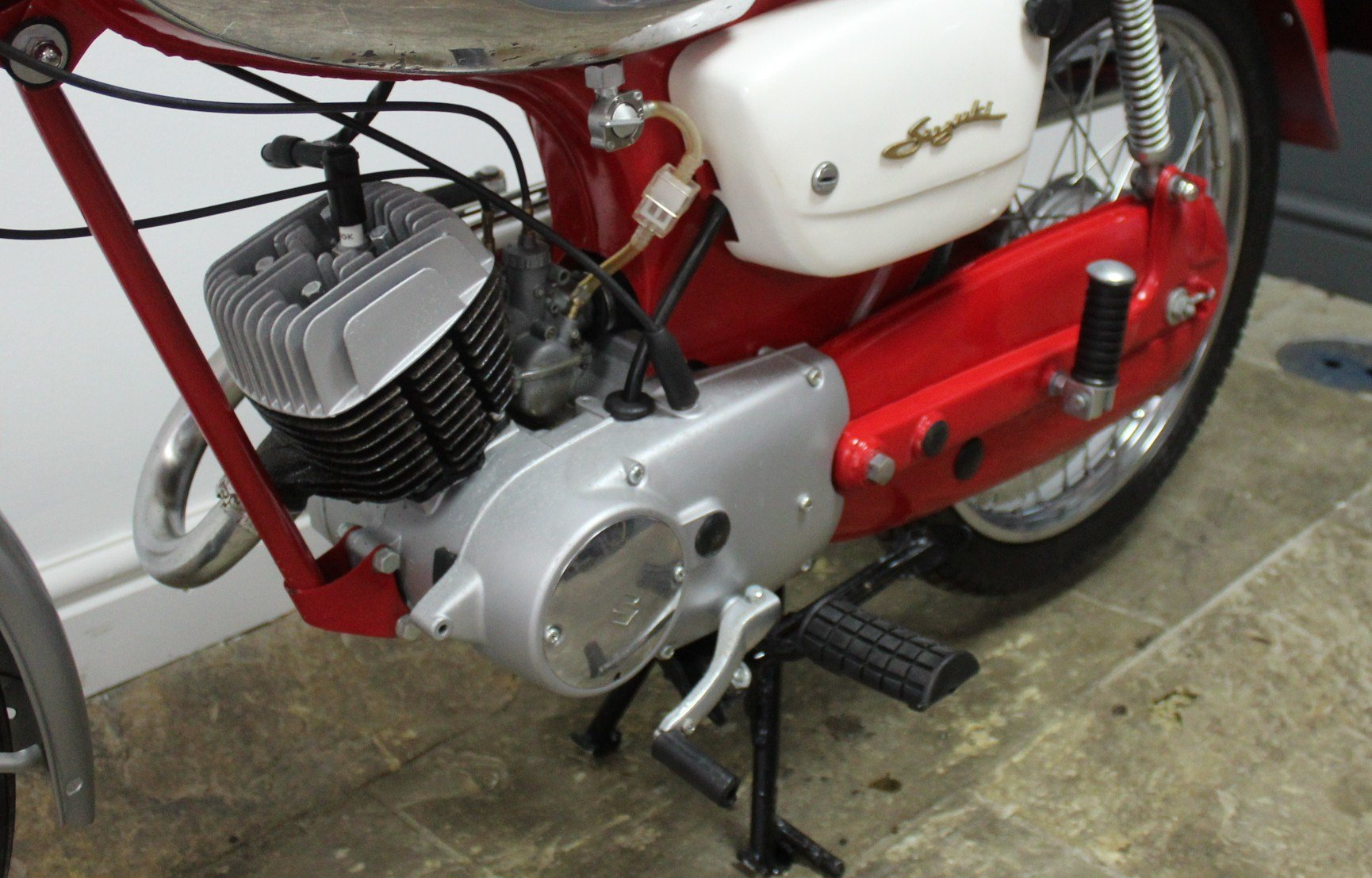 1966 Suzuki 80cc K11 Sports Excellent Condition SOLD (picture 6 of 6)