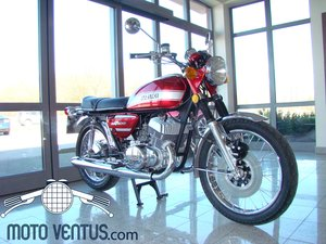 Suzuki GT500 1976 Video 1 For Sale