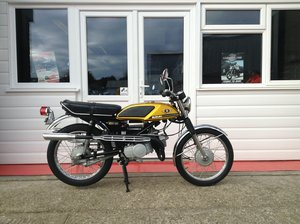 Picture of 1970 Suzuki T125 Stinger For Sale