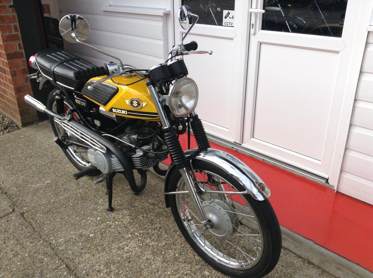 1970 Suzuki T125 Stinger For Sale (picture 2 of 6)
