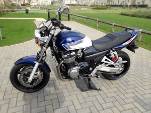 Suzuki gsx 1400 (final) 2006 - mint +low miles