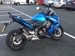 2016 Suzuki Gsx_S1000