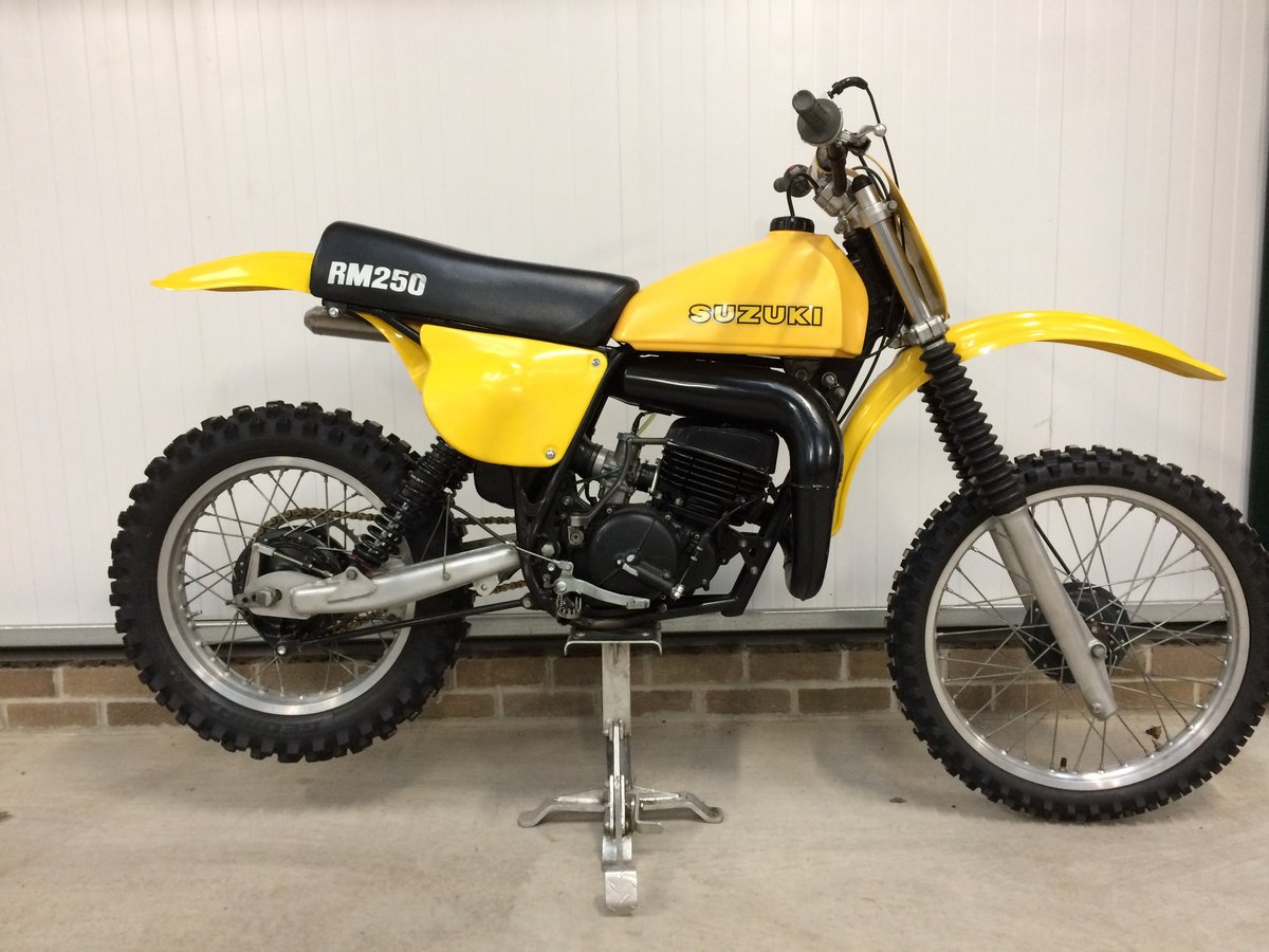 1978 Suzuki RM250C For Sale (picture 6 of 6)