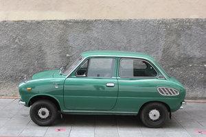 SUZUKI FRONTE DELUXE 500 LC50 KEI CAR