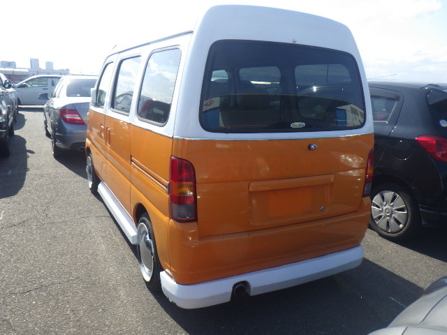 2000 SUBARU SAMBAR SUZUKI EVERY 660CC MINI SAMBAR * RETRO CAMPER  For Sale (picture 3 of 6)