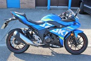 2019 69 Suzuki GSXR 250 RZ AL8 ABS MotoGP